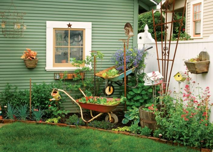 90 gartendeko ideen die f nf schritte zum erfolg fresh for Gartendeko idee