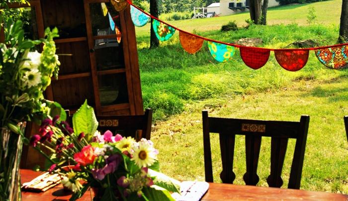 Gartenparty Deko 50 Ideen Wie Sie Ihr Fest Schoner Machen
