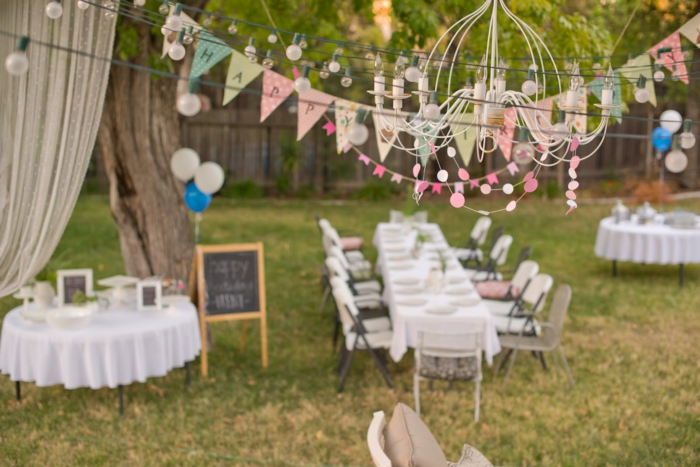 Gartenparty deko ideen wie sie ihr fest sch ner machen for Garten pool party
