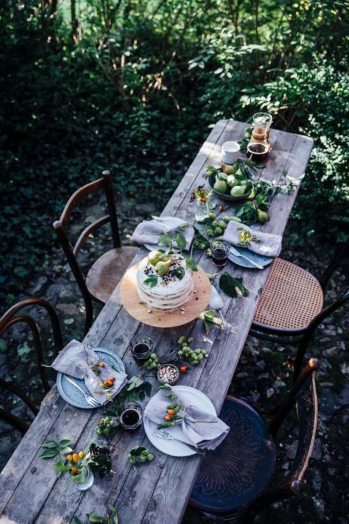 Gartenparty deko ideen wie sie ihr fest sch ner machen - Gartentisch deko ...