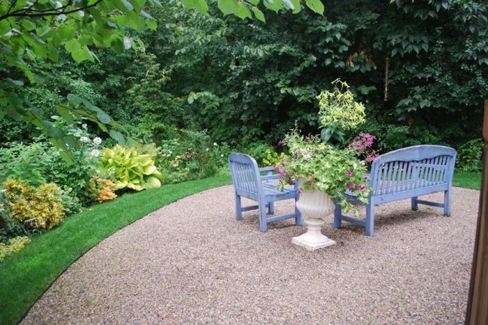 Gartensessel vielfalt an designs und funktionen 44 for Farbige kieselsteine
