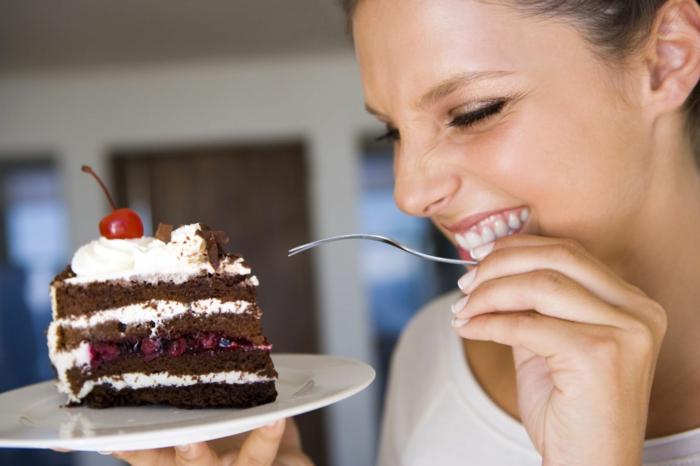 gesund zunehmen süßigkeiten nicht übertreiben