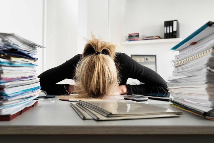 gesund zunehmen stress vermeiden gesund essen