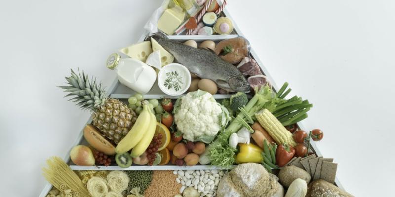 gesunde Lebensweise abwechslungsreiche und gesunde Ernährung