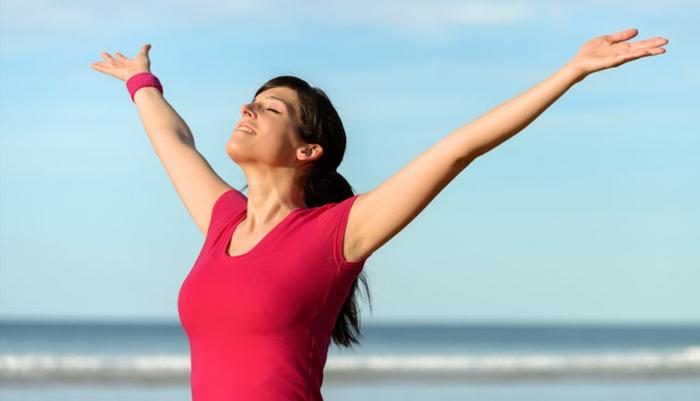 gesunde ernährung plan wasser trinken natur sport frische luft