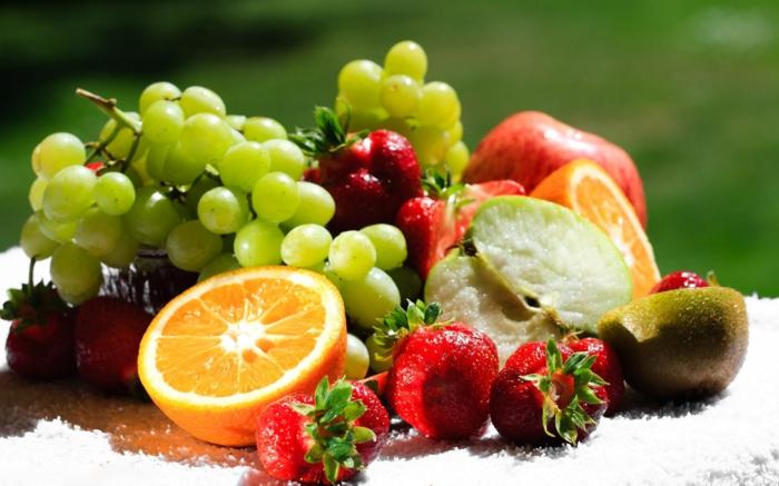 gesunde kohlenhydrate früchte essen sich richtig ernähren