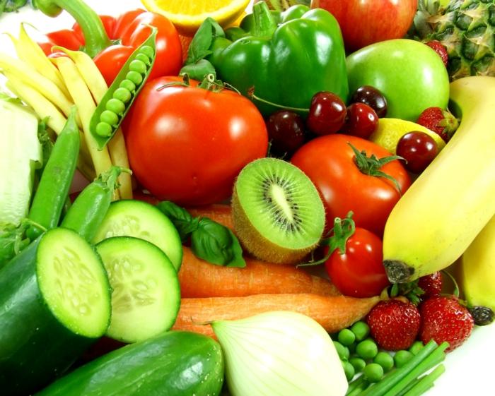 gesunde kohlenhydrate obst und gemüse essen gesunde ernährung tipps