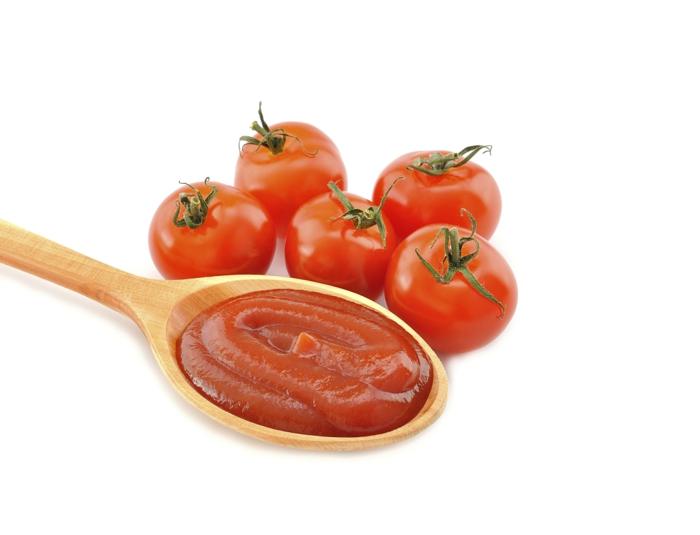 gesundes essen tipps zucker zuckerarten tomaten tomatenpüree oder ketschup