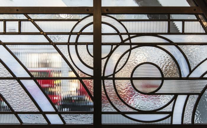 glas bemalen vitragen fenster moderne designs artdeko