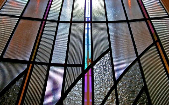 glas bemalen vitragen fenster moderne designs fenster fragment
