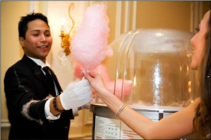 checkliste Hochzeit spaß schilder mit spruechen zuckerwatte
