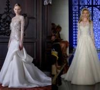 Hochzeitskleider 2016 – welche sind die neusten Tendenzen?