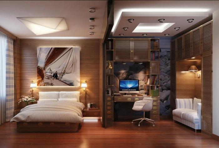 home office einrichten tipps welche die kreativit t steigern. Black Bedroom Furniture Sets. Home Design Ideas