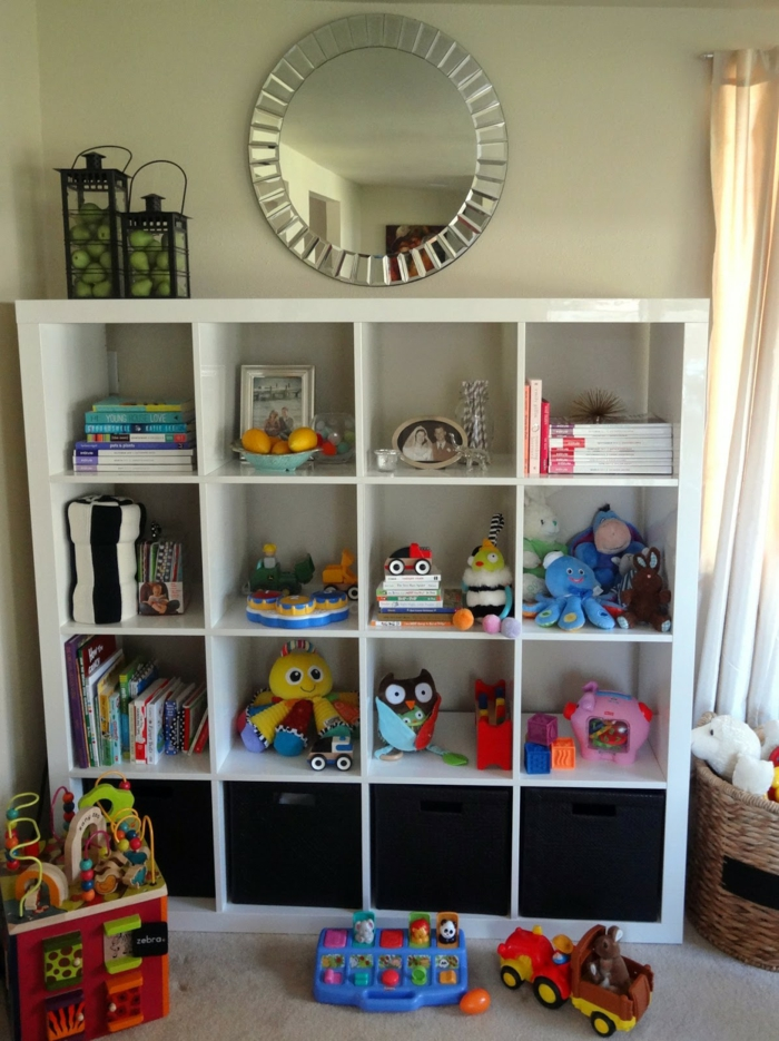 Ikea Algot Wall Upright Shelves ~ ikea regal expedit regal schubladen aufbewahrung kinderzimmer