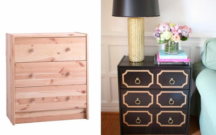 Ikea m bel 33 originelle ideen nach skandinavischer art for Holzkommode ikea