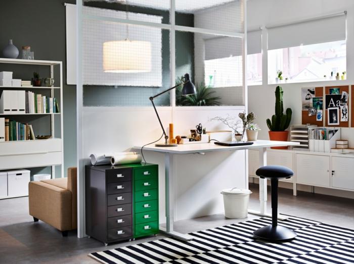 ikea möbel beistelltisch einrichtungsideen home office kommoden schränke officemöbel arbeitstisch schreibtisch