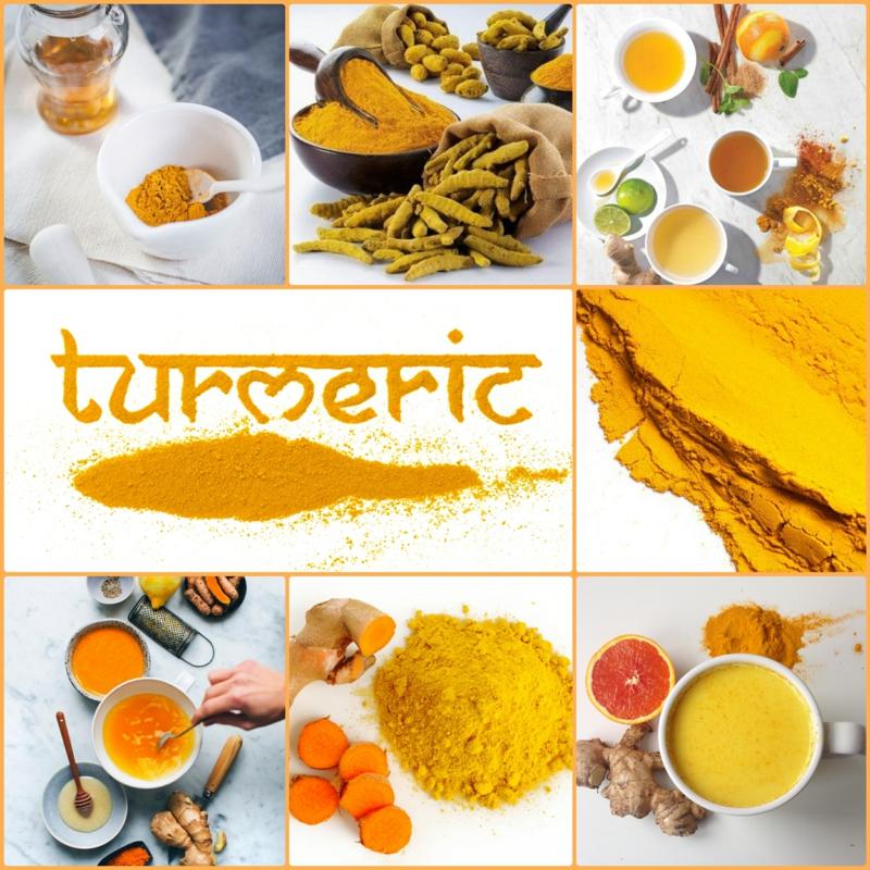 indische Gewürze Kurkuma Tee zubereiten Kurkuma Heilwirkung