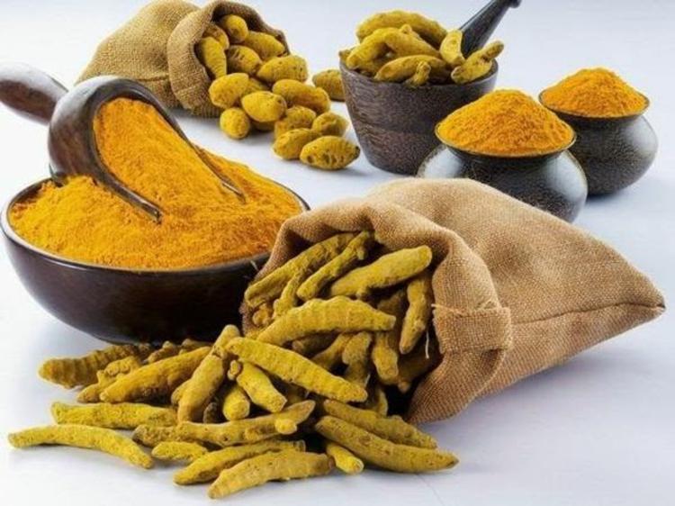 indische Gewürze kaufen Kurkuma Tee Rezept Kurkuma Wirkung