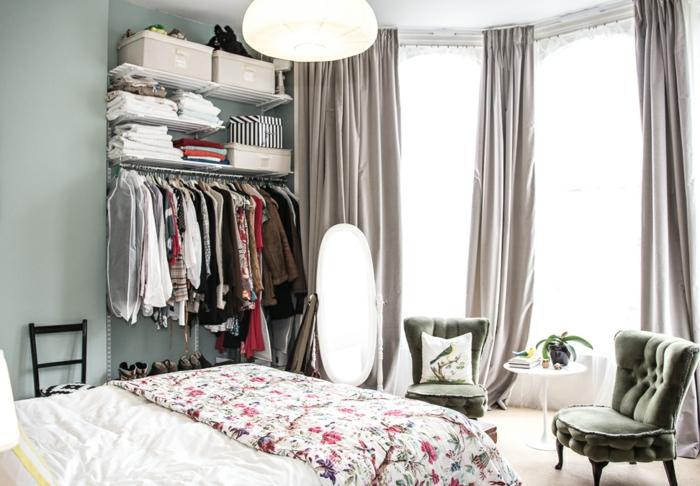 Zullian.com - ~ Beispiele Zu Ihrem Haus Raumgestaltung Schlafzimmer Ohne Schrank Gestalten