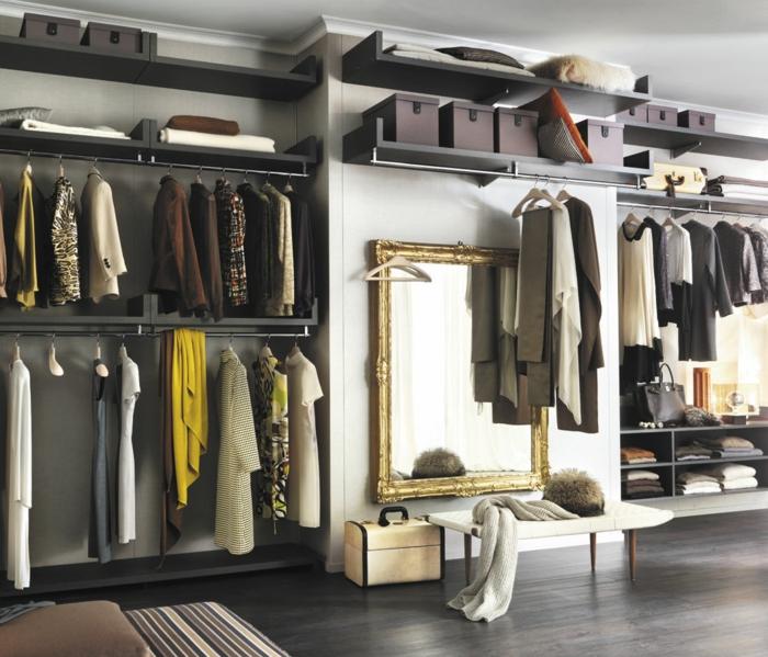 beste offener kleiderschrank galerie die kinderzimmer. Black Bedroom Furniture Sets. Home Design Ideas