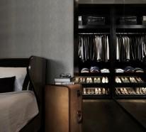 Wohnideen Türen offener kleiderschrank 39 beispiele wie der kleiderschrank ohne