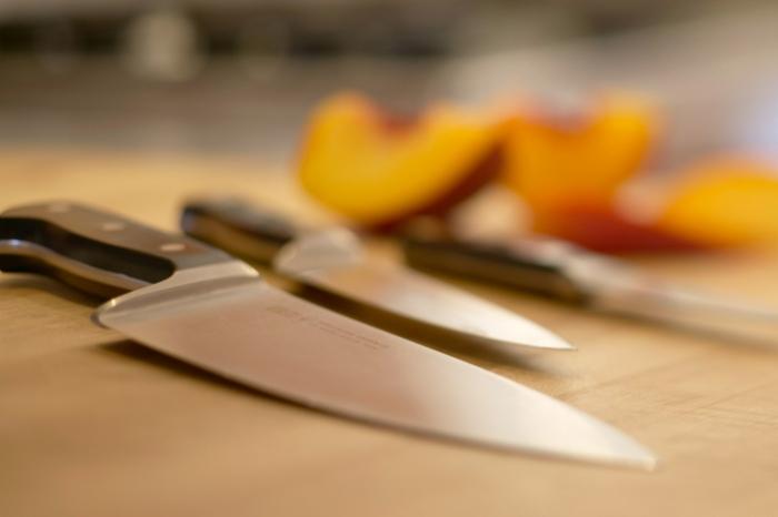 kochen tipps messer unterschiedliche größe zwecke
