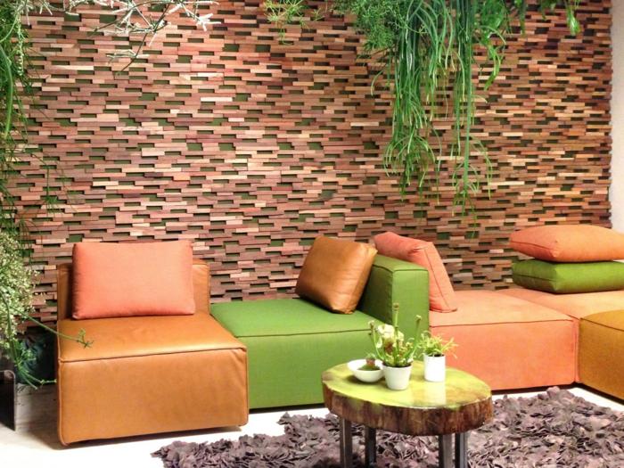 Deko Ideen Wandgestaltung : 69 Deko Ideen für eine kreative ...