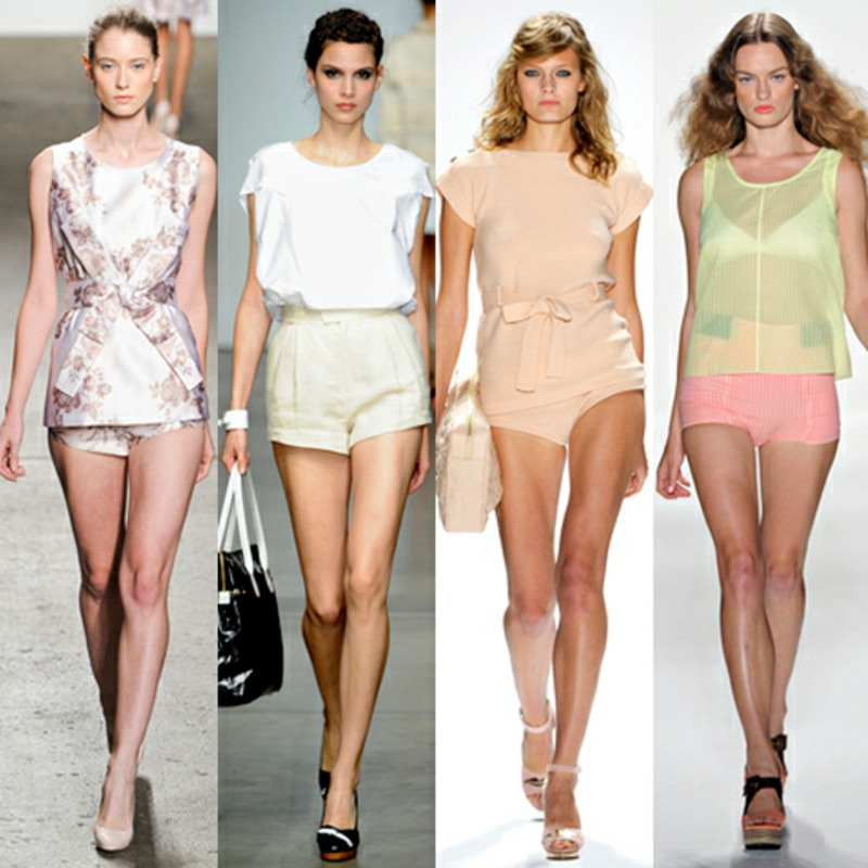 sommertrends 2016 kurze damenhosen shorts damen trends aktuell fruhjahr sommer