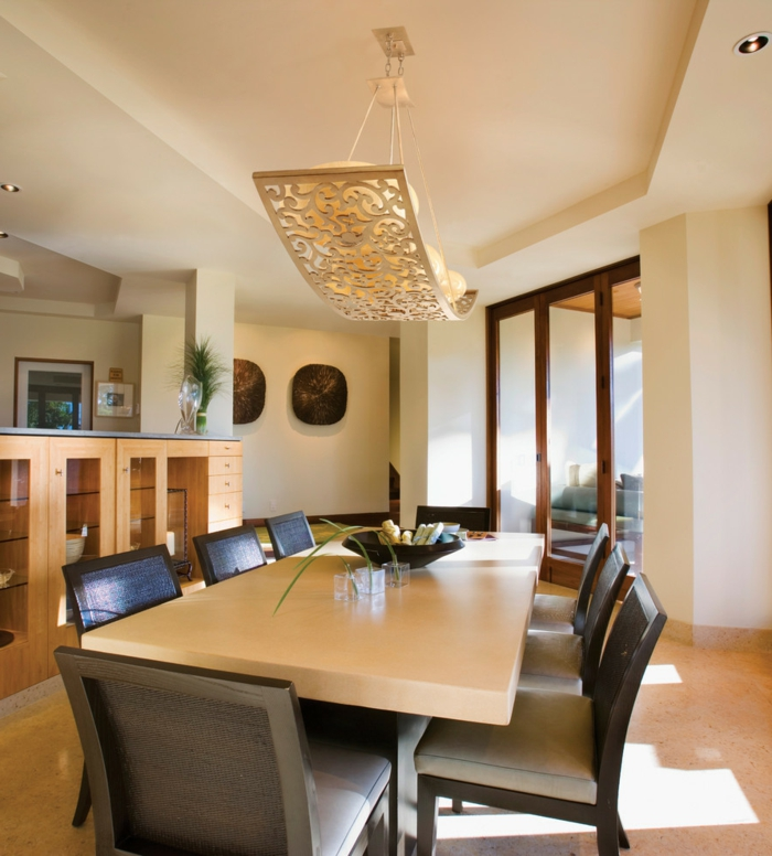 Lighting For High Ceilings In Kitchen