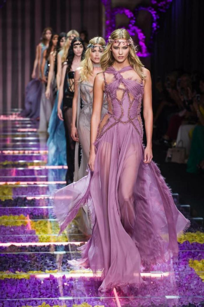 Abendkleider Lang Haute Couture  toronto 2021