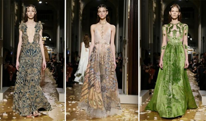Orientalische abendkleider lang