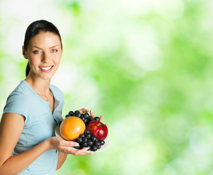 lebe gesund abnehmen früchte essen kohlenhydrate