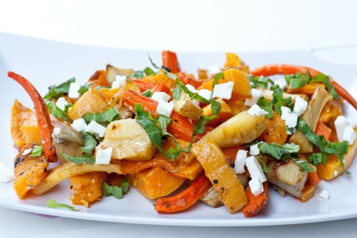lebe gesund tipps gemüse essen kohlenhydrate