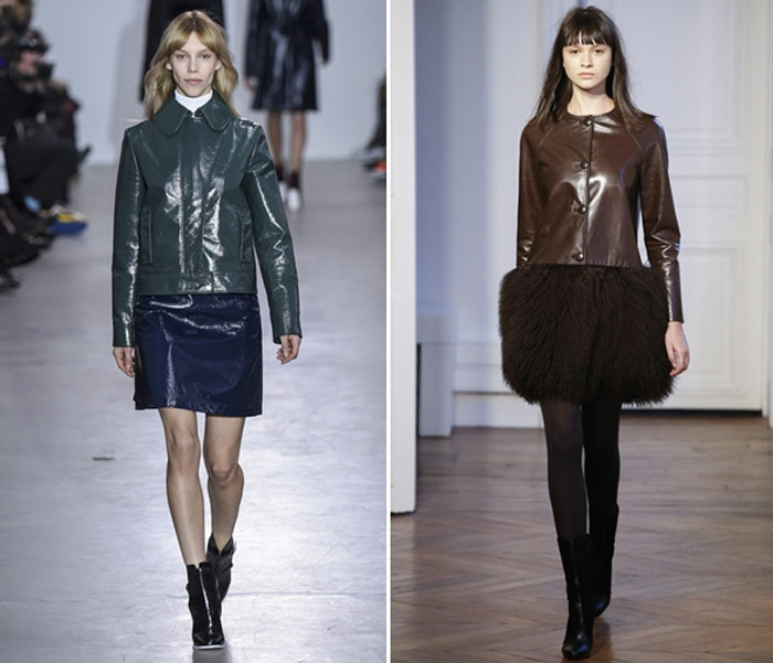 damenjacken moderne designs 2016 casual elegant vintage retro lack