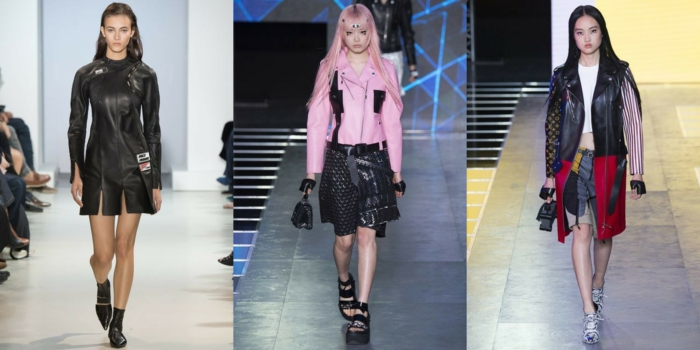 lederjacken moderne designs 2016 casual elegante modelle louis vuitton