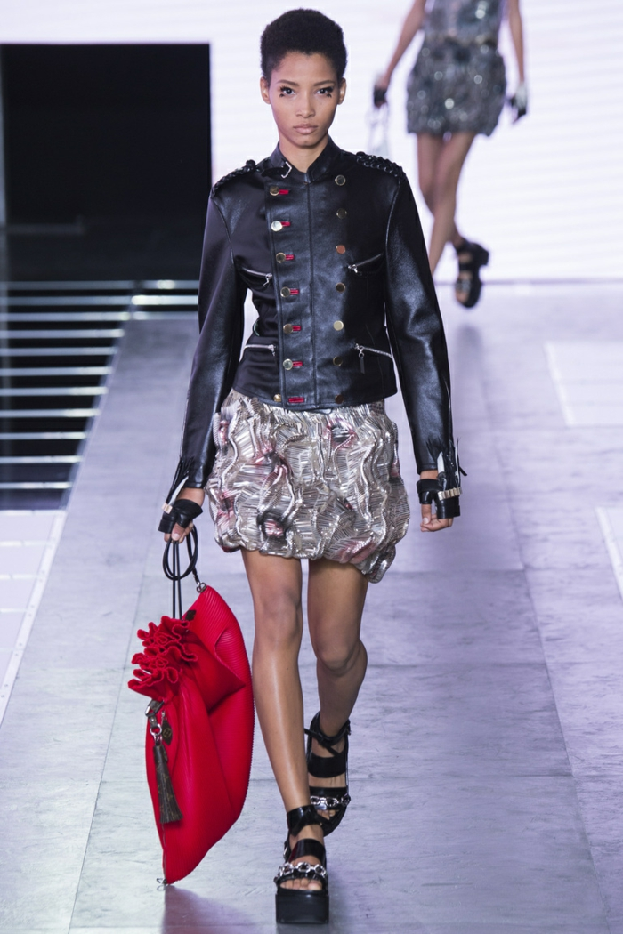 damenjacken moderne designs schwarze lederjacke sommer kollektion louis vuitton