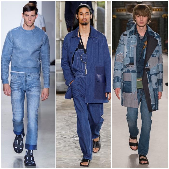 männermode trends 2016 casual mode tendenzen jeanshosen urbanstyle