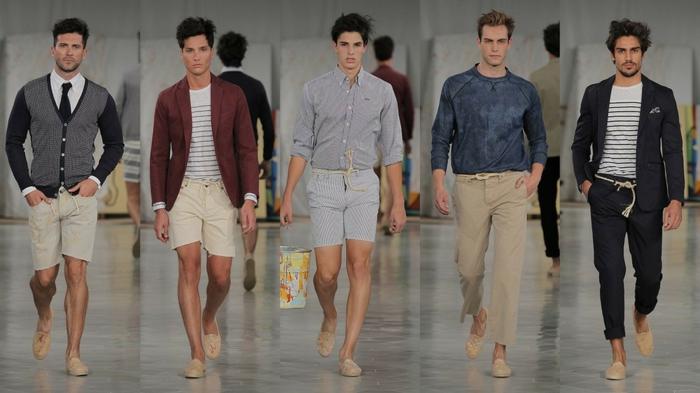 männermode trends 2016 jeans sakko jacken kurze hosen sommer kollektion tenkey