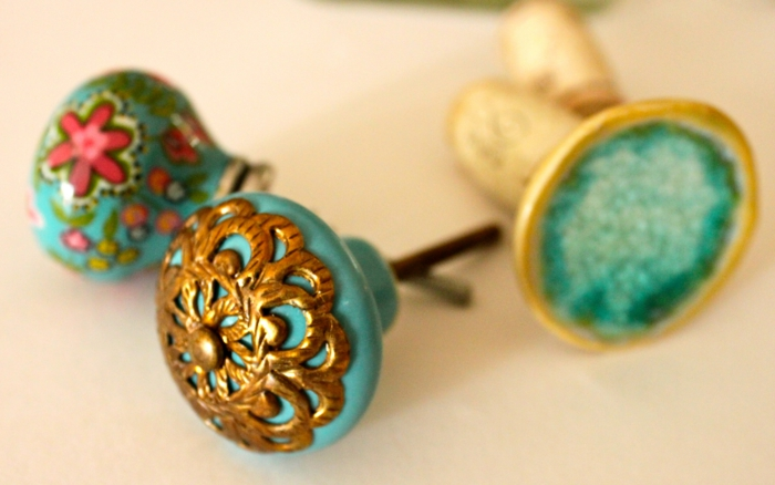 möbelknöpfe porzellan schubladengriffe möbelgriffe keramik messing ornamente