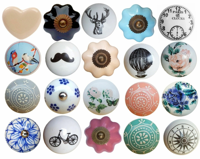 retro cabinet knobs
