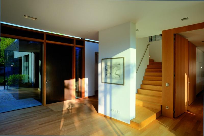 moderne Architektur München Architektenhaus L Stephan Maria Lang Holzeinrichtung