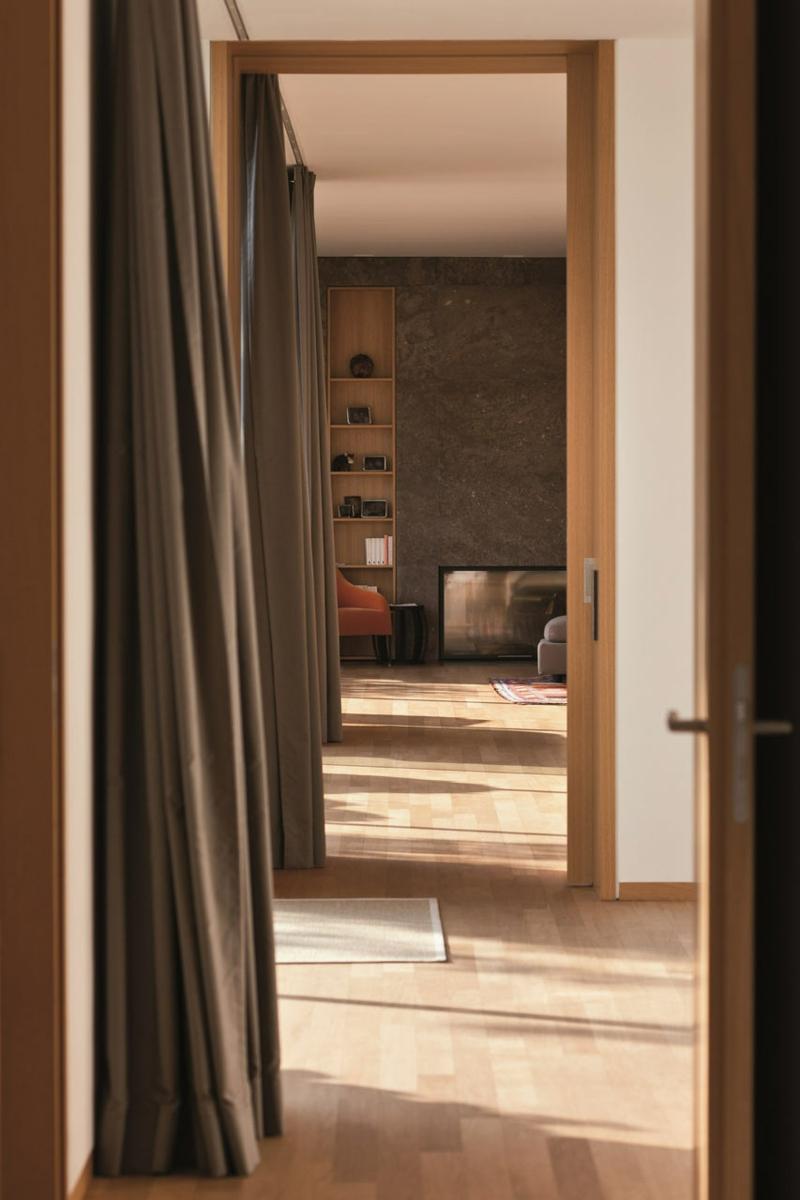 ein energieeffezientes architektenhaus in m nchen von stephan maria lang. Black Bedroom Furniture Sets. Home Design Ideas