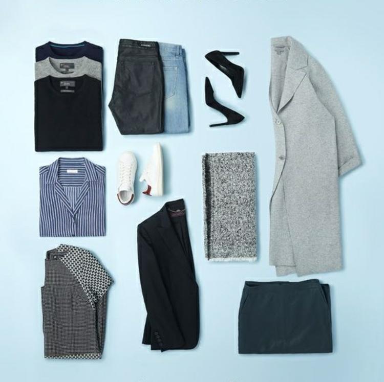 moderne Garderoben Damenmode trendy outfits