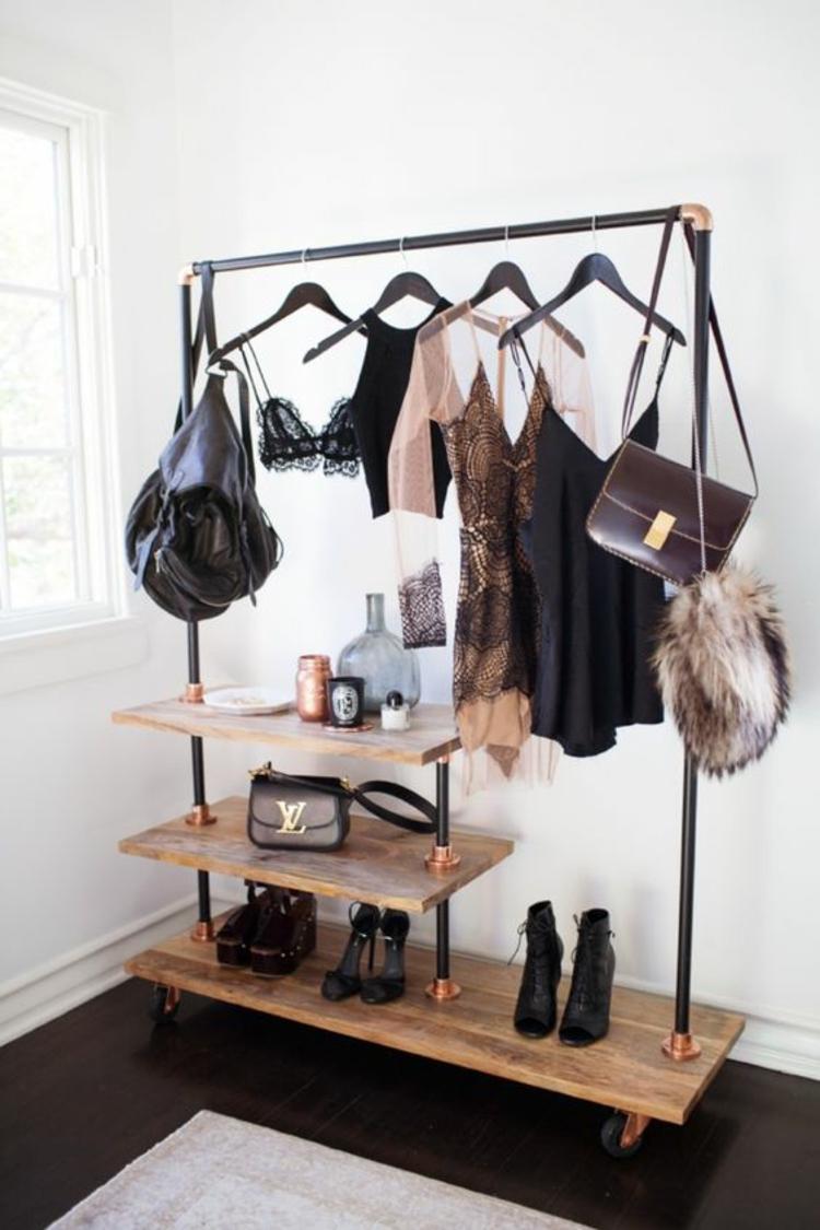 moderne Garderoben Kleiderständer Flurgarderobe