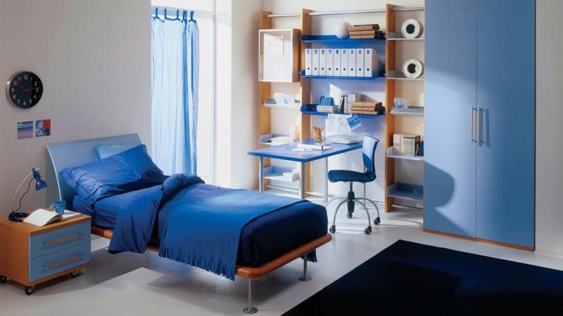 moderne Jugendzimmer Jungen Ideen Jugendzimmermöbel