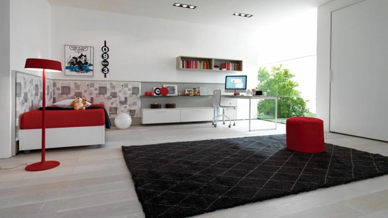 Moderne Jugendzimmer Gestalten Ideen Jugendzimmer Möbel