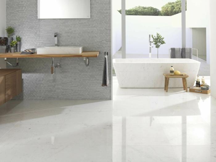 gardine wohnzimmer idee:wohnzimmerboden modern : Moderne Bodenbeläge in Weiß für Ihr
