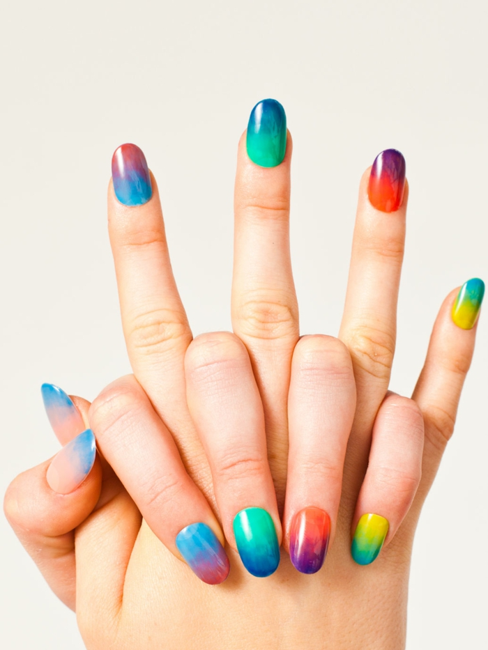 coole nageldesigns