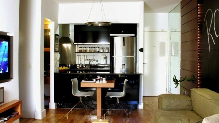 offene Küche Ideen Küchenbilder Küche in der Nische