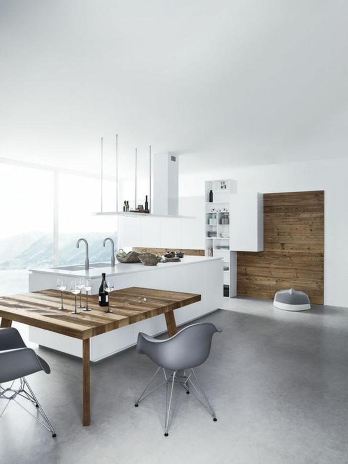 Offene Küche Ideen: So richten Sie eine moderne Küche ein | {Küche modern 17}